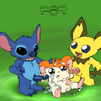 stitch lilo cousins and experiments How old is miss kobayashi