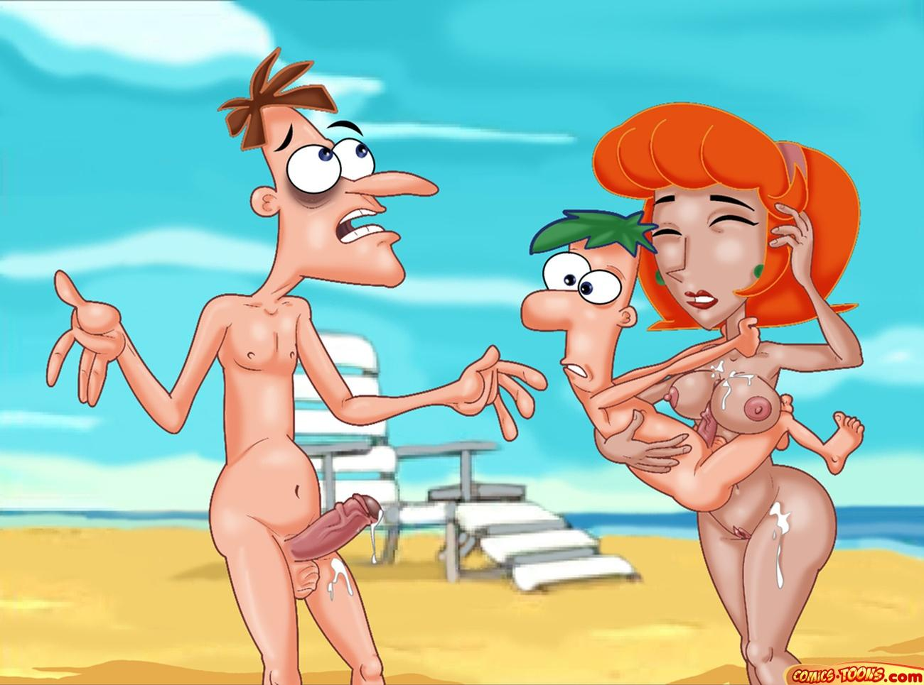 ferb comic xxx phineas and How old is angela ziegler