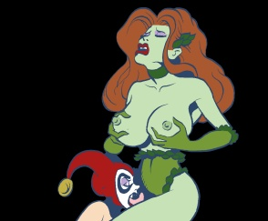 poison quinn nude ivy harley Zoids: fuzors (us)