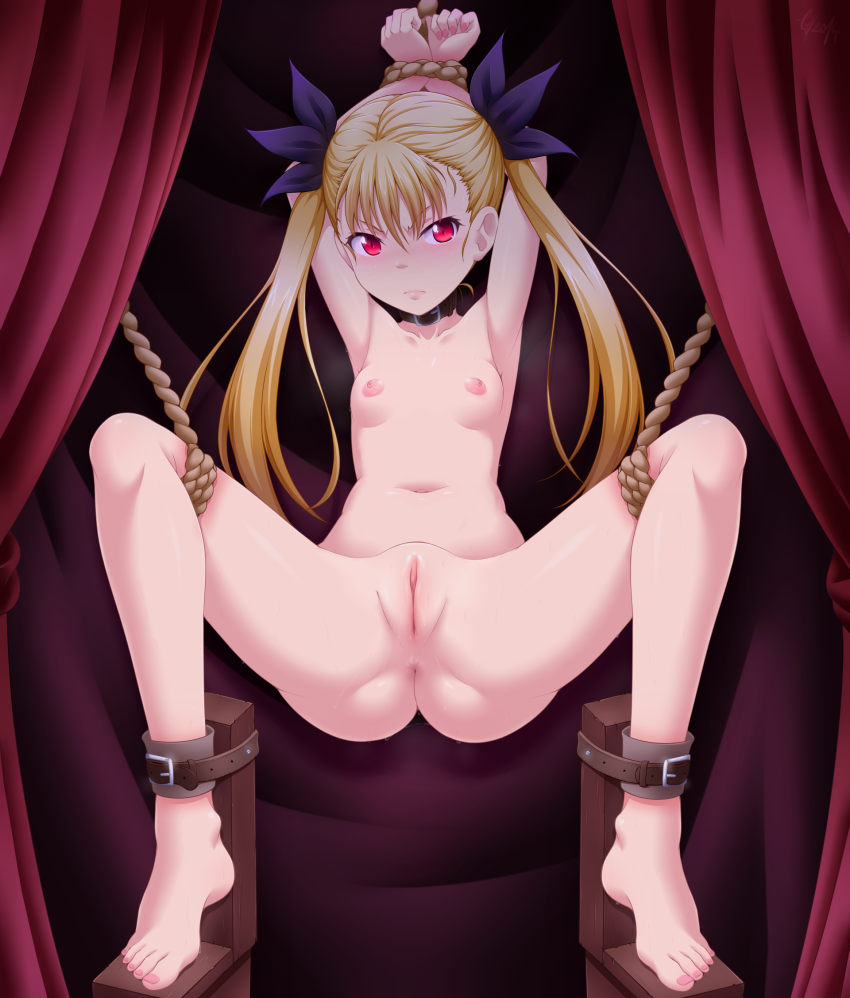 the dance bund vampire with Queen of sheba fate grand order