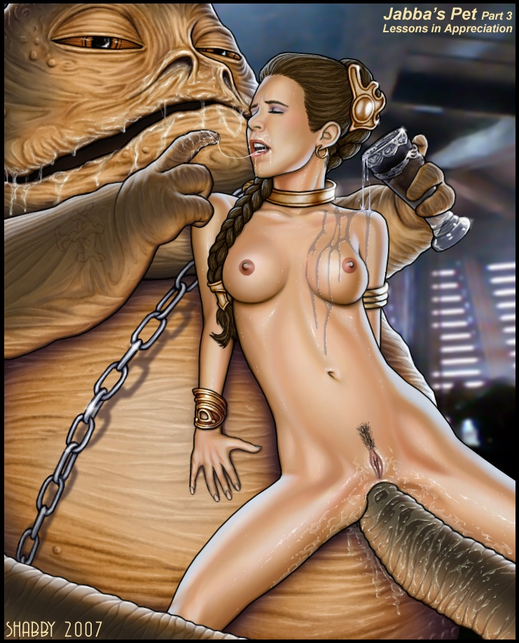 oola of return jedi malfunction wardrobe the Queen of the reef