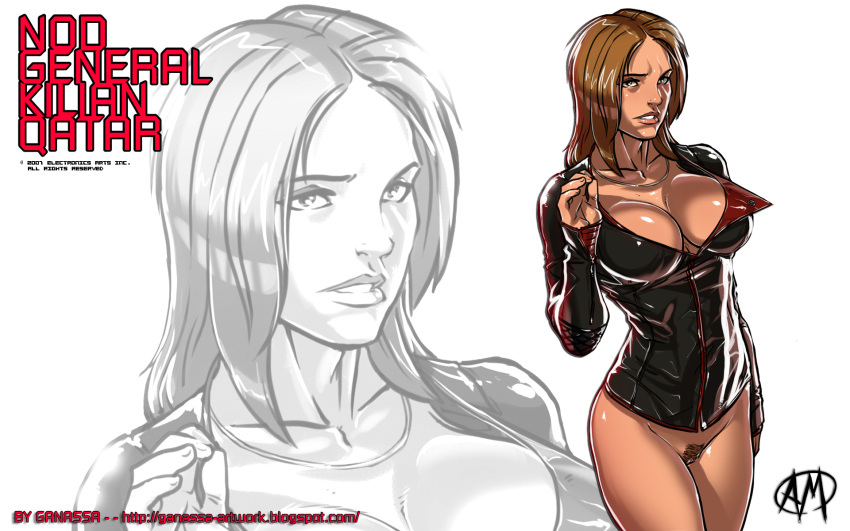 and command conquer Lightning mcqueen as a human