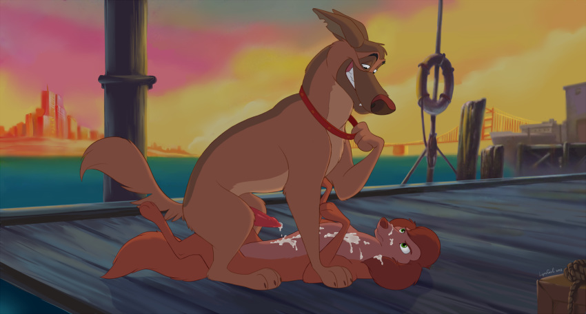 dogs go to heaven all belladonna Emperor's new groove