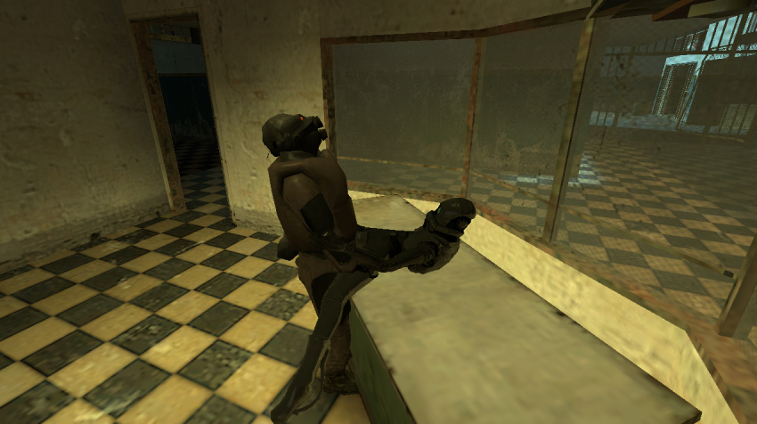 half life combine assassin 2 Lawrence the princess and the frog