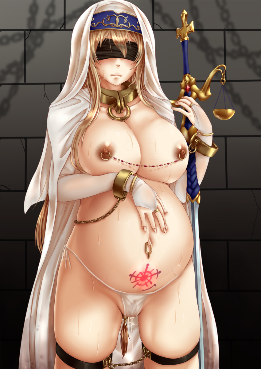 sword maiden nude slayer goblin Thigh highs for thick thighs