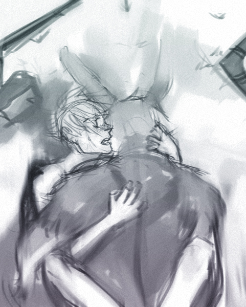 by fanfiction jack guardians the betrayed frost is Kanojo-wa-dare-to-demo-sex-suru